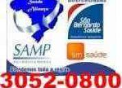 Planos  de sÁude para idoso med senior 3052-0800 samp , vida plano planos  de sÁude ; es,