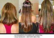 Mega hair, trança de raiz, rastafari, tread ou depilação