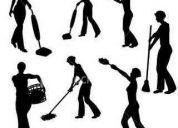 Precisa-se - faxineira / auxiliar de limpeza - para empresa