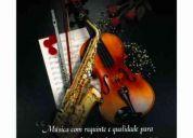 Musica para casamentos, festas e eventos - m_de_b produção musical para eventos