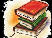 Tradução de livros e textos para italiano, alemão, inglês,espanhol, curitiba