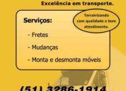 Migotto express - fretes e mudanças em porto alegre (51)32861914.