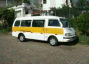 Transporte/fretamento de van em porto alegre e região metropolitana