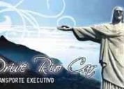 Drive rio car transporte executivo