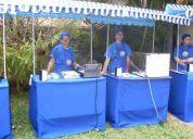 Planeta azul festas e eventos - mesas tematicas orginais