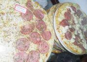 Rm alimentos fabrica de pizzas