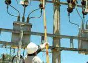 Treinamento  manutenção em subestação ii