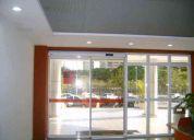 Vetro& matone instalações e manutenção de portas automaticas & blindex