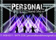 Personal band show