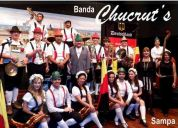 Banda alemà ¨chucrut's ¨ de são paulo