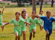 Aceitamos doação de madeiras e telhas para projeto educacional