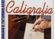 Curso completo de caligrafia - frete gratÍs