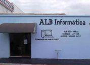 Alb informática & inglês