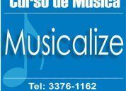 Musicalize - centro de aperfeiÇoamento musical