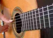 Aprenda tocar violão  em 1 més, sem sair de casa  ou seja pela internet.