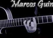 aulas de violÃo - curso marcos guimarÃes