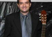 Aulas de violão e guitarra em domicilio