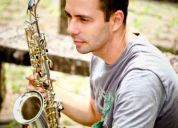 Aulas de saxofone em curitiba