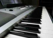 Aulas de violão ou teclado em domicílio