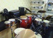 Aulas de percussão na penha