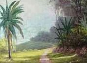 Dvd aula de pintura paisagem vl1