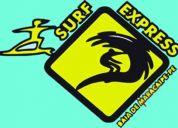 Surf express aulas de surf e aluguel de pranchas - maracaipe - porto de galinhas
