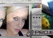 Curso de photoshop  em curitiba é na projecad (41) 3232-2676