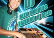 Dj alex marques , shows; 2567-3680