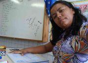 Professora particular, Anos Inicias, Educação Infantil e monitora.