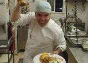 Cheff de cozinha e consultor