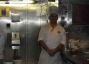 Chef de cozinha internacional