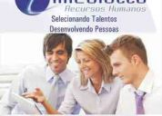 Gerente de Recursos Humanos - Startup de Indústria e CD no RJ/RJ