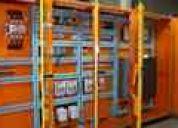 Eletricista de montagens de painéis elétricos (plcs):(robótica) máquinas especiais.