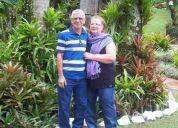 Casal procura-se oferta de trabalho para caseiros