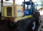 trator new holland 4x4 ano 2.000
