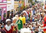 Olinda carnaval - aluga-se casa e quartos na cidade alta em olinda