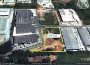 terreno industrial ( cotia ) 2.800 m² ( aceita parceria )