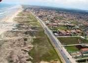 Terreno no litoral ilha comprida