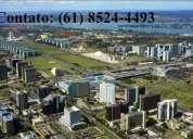Loja  terrea - atras do conjunto nacional - vision em construÇÃo - (61) 8524-4493