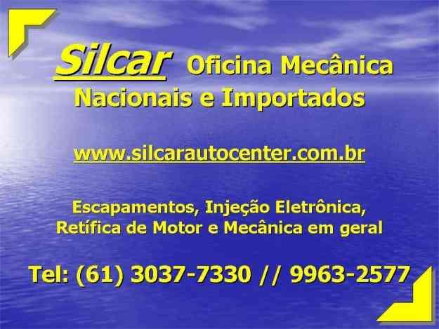Silcar Oficina Mecânica e Retífica de Motor, 61 3037-7330