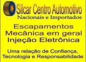 Serviço de escapamentos brasília df, 61 3037-7330