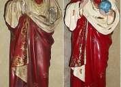 Restauracao de imagens sacras, etc. artcunha. est bandeirantes, 829, rio de janeiro, rj.