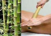 Bambuterapia  massagem estética centro porto alegre lílian brusque