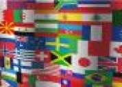 tradutor ingles espanhol italiano interpretes simultaneo consecutivo
