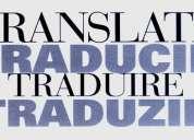 Tradução, revisão textual e monografias