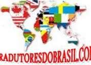 Tradutores e intÉrpretes para mais de 20 idiomas em todo o brasil