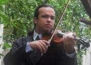 violino para todas as ocasiões - fortaleza