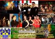 Banda italiana  sapore di napoli  de são paulo  011 9537-6202