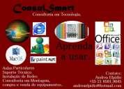 Aulas particulares - consulsmart - consultoria de tecnologia