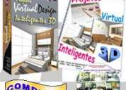 Curso multimÍdia projetos inteligentes 3d + software (demo) – r$ 65,00